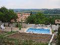 Басейн и градина - Вила в Боровец, Варна