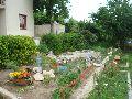 Изглед към градината - Вила в Боровец, Варна